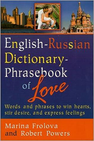 Russian Love Words