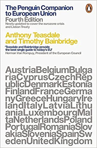 The penguin companion to european union fourth edition amazon the penguin companion to european union fourth edition amazon anthony teasdale timothy bainbridge 9780141021188 books fandeluxe Gallery