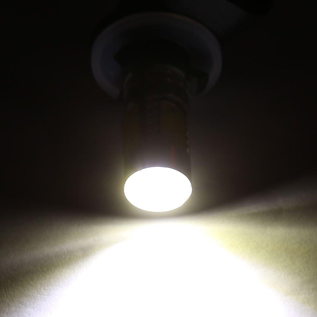 Amazon.com: eDealMax 7.5W Blanco del coche de la lente del proyector 5 COB LED Bombillas Faros de Niebla 881 862 894: Automotive