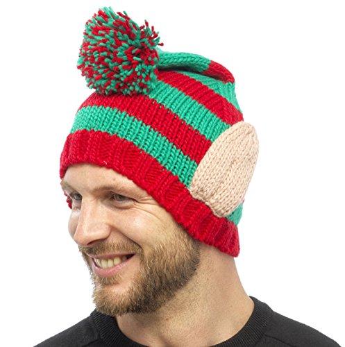 RJM Unisex con diseño de Elfo Sombrero