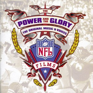 Price comparison product image The Power And The Glory: The Original Music & Voices Of NFL Films