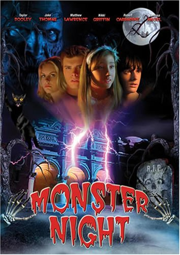 Monster Night (Halloween Movies For Teenagers Full Movies)
