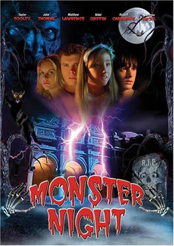 Monster Night (Christian Halloween Movies For Children)