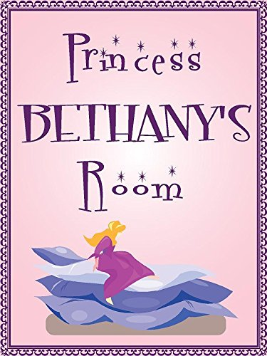 Princess BETHANY room pink design 9