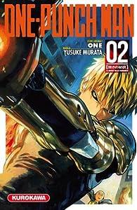 """Afficher """"One-punch man n° 02 Le secret de la puissance"""""""