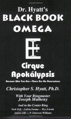 Black Book Omega: Cirque Apoklypsis