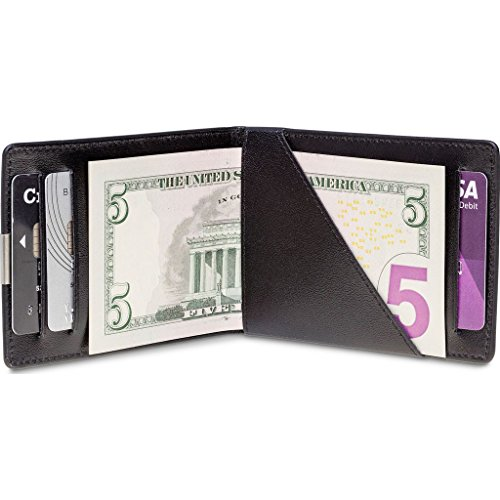 51D0Hy5L5lL - The World's Thinnest Leather Wallet