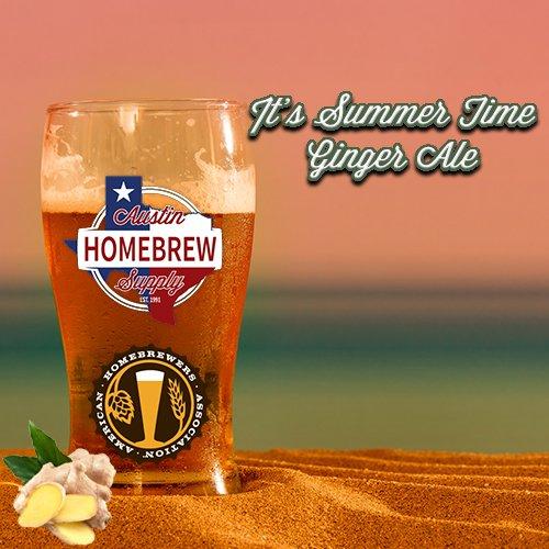 Austin Homebrew Supply Summertime Ginger Ale (21A) - ()
