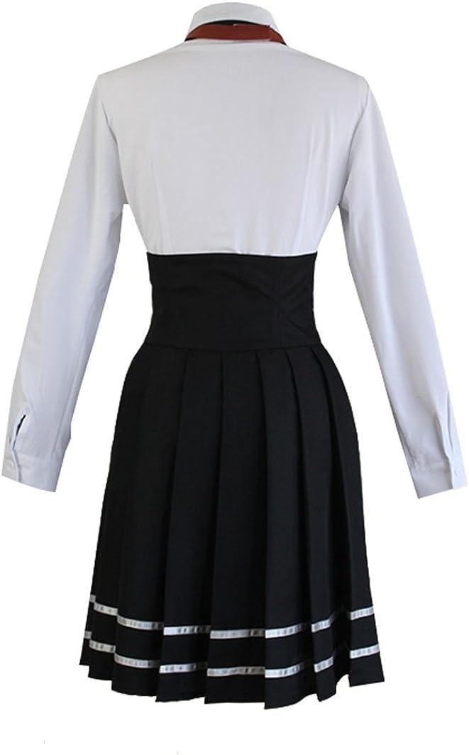 Danganronpa V3 Killing Harmony Shirogane Tsumugi School Uniform Cosplay Costume