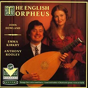Dowland: The English Orpheus
