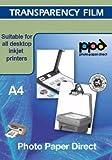 "PPD A4 (8.27X11.69"" Similar to 8.5x11"") Inkjet"