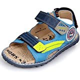 Mandy Romantic Kids Summer Beach Closed-Toe Strap Sandal (Toddler/Little Kid/Big Kid)