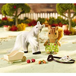 Calico Critters Fiona and Ivy Friends Forever