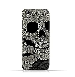 Infinix Alpha marvel X502 TPU Silicone Protective Case with Skull & Piesley Design