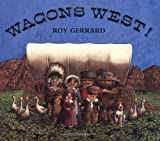 img - for Wagons West! book / textbook / text book