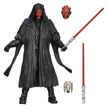 Star Wars The Black Series Darth Maul Figure 6  Inches