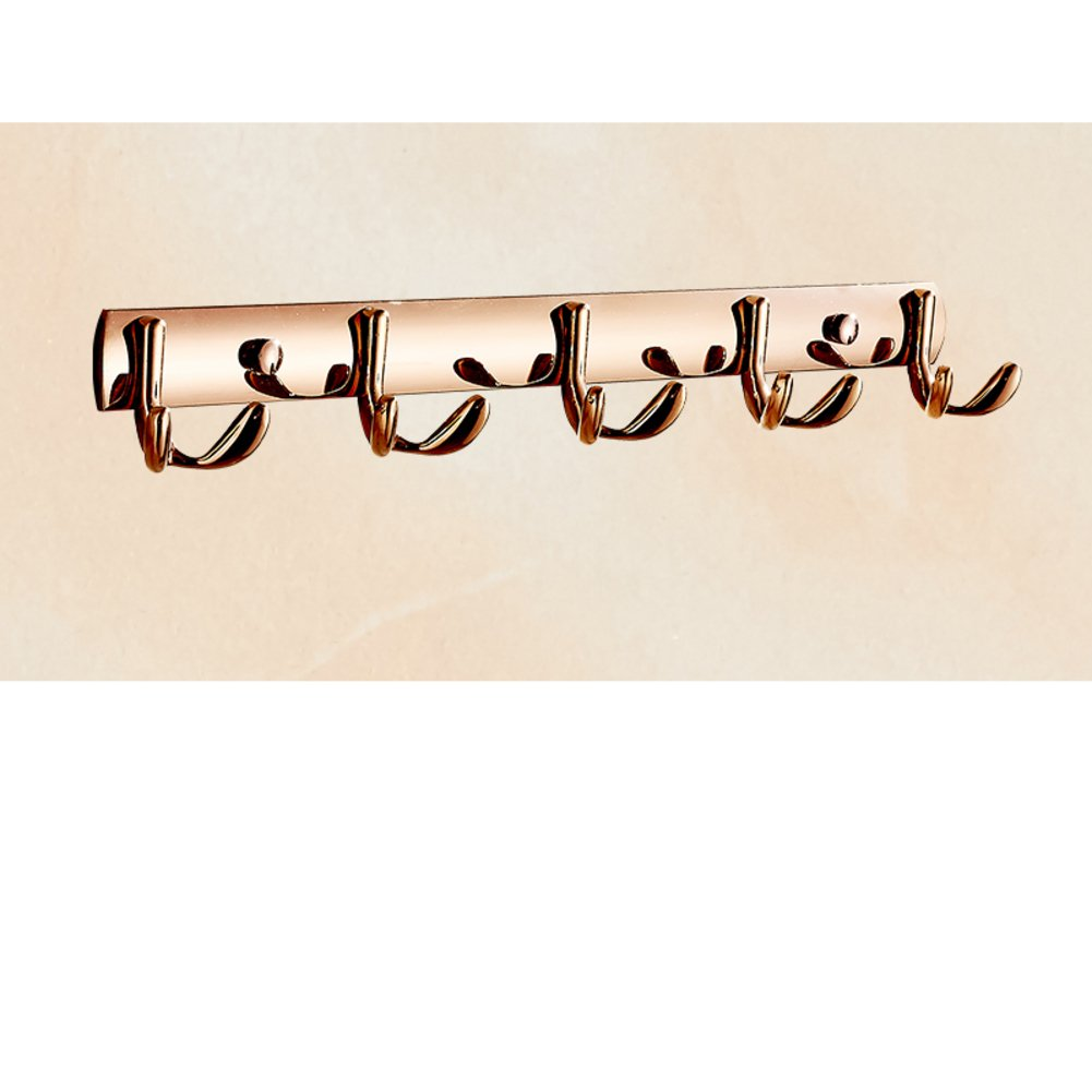 well-wreapped continental hook/Bathroom rack/Vintage hook/ wall hook/ coat hook-E