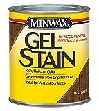Minwax 66060000 Gel Stain , quart, Walnut
