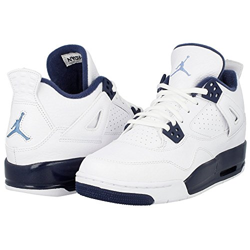 Air Jordan 4 Retro BG - 408452 107 (Reproduction Vintage Shoes)