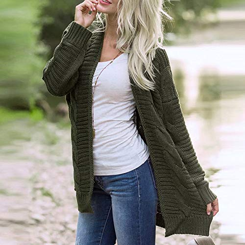 Manteau Femmes Hiver De Capuche Peluche Shirt Chaud Sweat Coton Poche Sweat Pull Arme Top Flanelle avec Haut Manteau Outwear Femme Poches Laine Zipper Mme pour Verte en n8qXTnUA