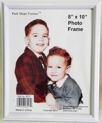 10 Picture Frame White