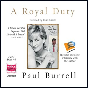 A Royal Duty Audiobook