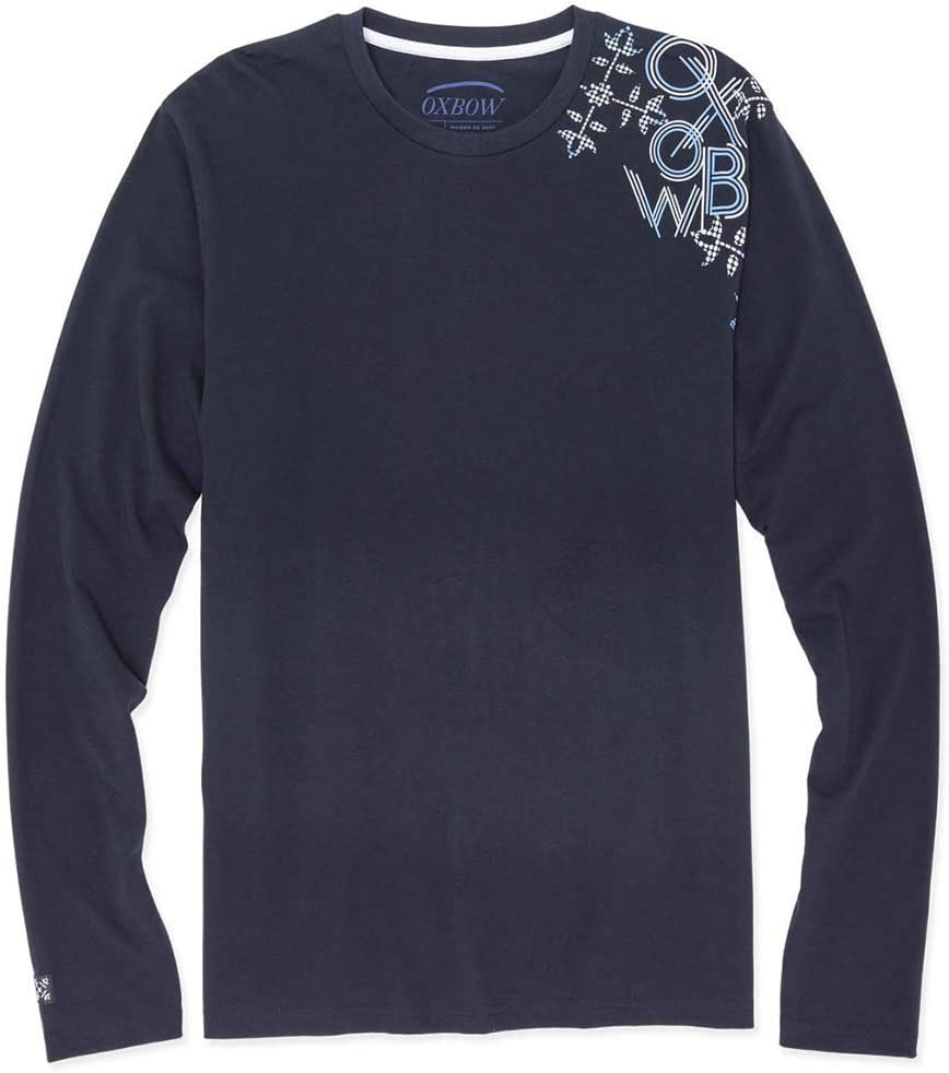 Oxbow M2touez Tee Shirt Manches Longues Homme