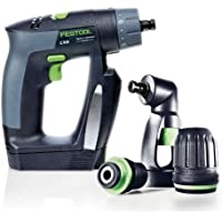 Festool 564274 Cxs Compact Driver Noticeable