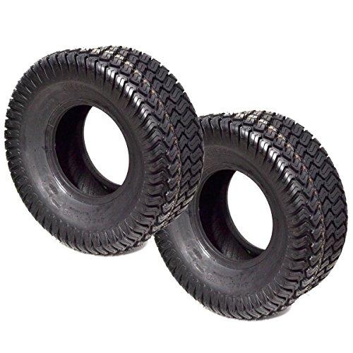 Replaces Toro 2PK Lawn Mower Utility Golf Cart Turf Tires 18x9.50-8 18x9.50x8 18x950x8 18x9.5x8 P332