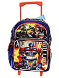 New Transformers Large 16' inches Rolling Backpack