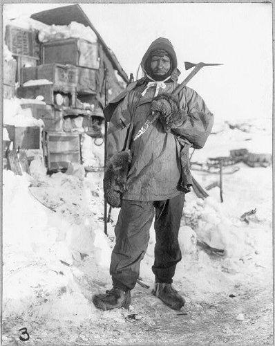 - Infinite Photographs Photo: Edgar Evans, Petty Officer, Terra Nova, British Antarctic, Expedition, H Ponting, 1910 Size