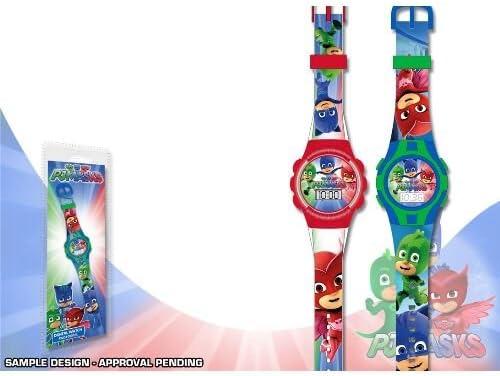 Reloj de pulsera digital new sport surtido de Pj Masks (12/48)
