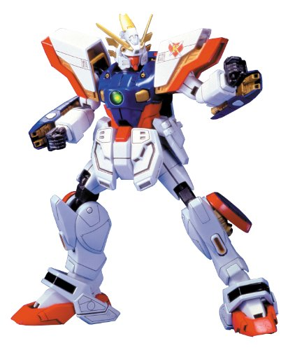Bandai Hobby HG-01 Shining Gundam, Bandai G Gundam Action Figure (Shining Gundam Model compare prices)