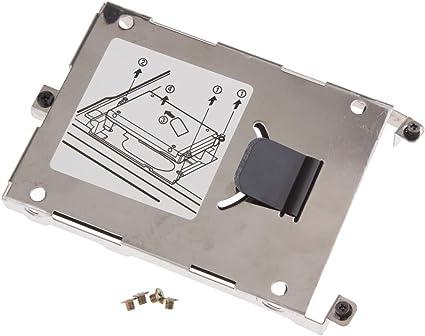 2nd Hard Drive HDD SSD Case Caddy for HP EliteBook 8460w 8560w 8570w 8760w 8770w