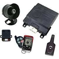 Excalibur AL1855EDPB Excalibur AL1855EDPB 2-Way Paging Remote Start Car Alarm with Keyless Entry Vehicle Security System