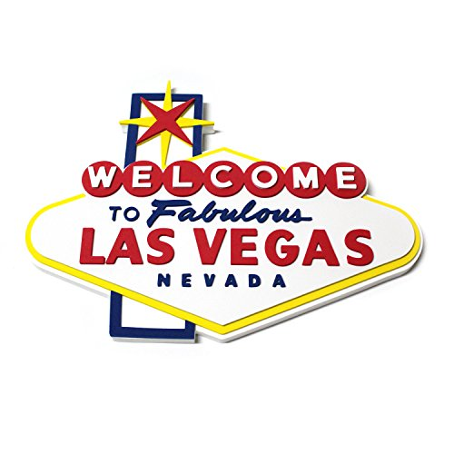 Welcome to Las Vegas 3D Foam Wall Sign