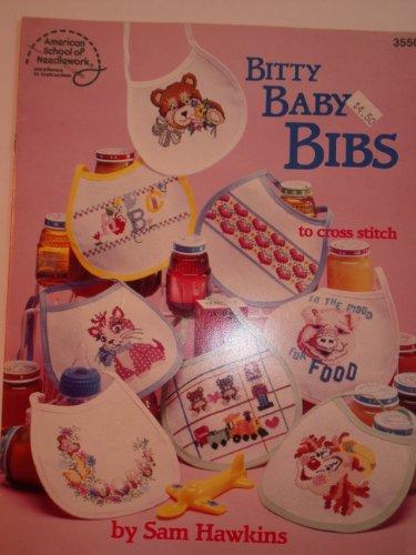 Bitty Baby Bibs to Cross Stitch