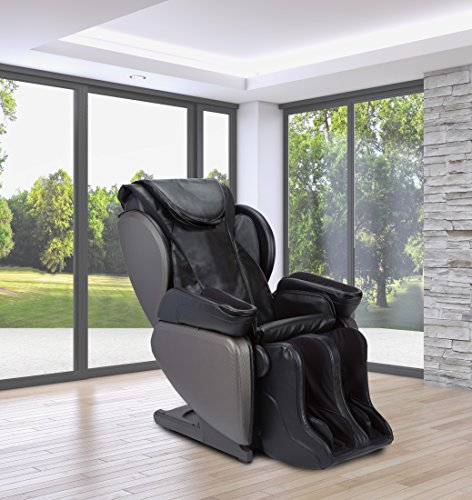 Navitas Sleep Massage Chair, Onyx Color Option by Human Touch (Image #2)