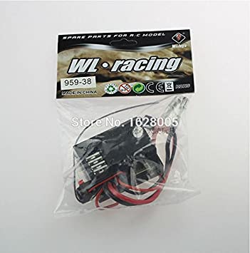 buy generic wltoys k959 1/12 2wd high speed off-road racing rc car spare  parts 2 4g receiver board 959-38 online at low prices in india - amazon in
