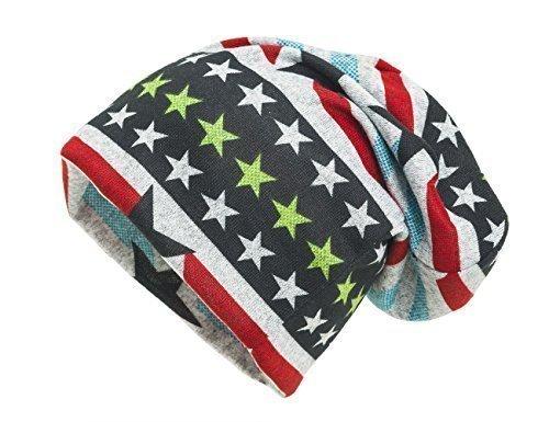 Unidos Estados Shenky Bandera caído de Multicolor punto de Gorro qw7xCO470S