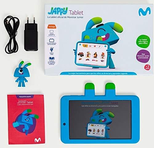 Jappy Tablet Movistar: Amazon.es: Informática