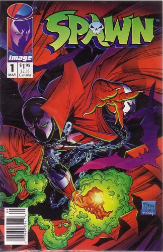 Spawn, #1 (Comic Book) ()