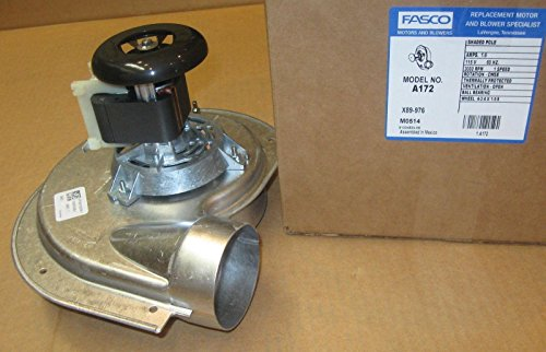 Fasco A172 ICP 1010975 Draft Inducer