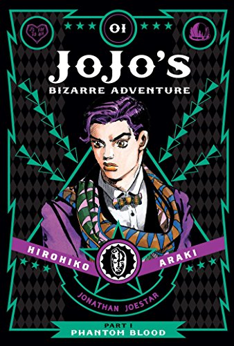 JoJo's Bizarre Adventure: Part 1-Phantom Blood, Vol. - 1 Part Mask