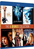 6 Degrees Collection Kevin Bacon - BD [Blu-ray]
