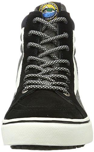 Noir Homme Lib58cl Basses negro Sneakers Liberto Iwaga