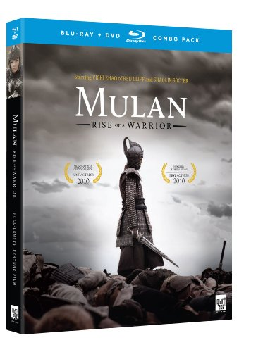 (Mulan: Rise of a Warrior [Blu-ray])