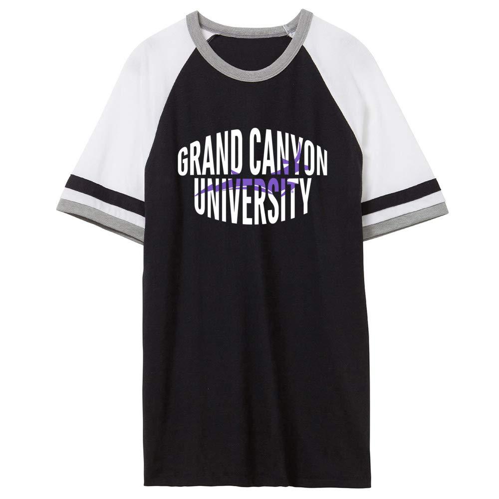 NCAA Grand Canyon GCU Lopes CC7CY50 Unisex Slapshot Vintage Jersey T-Shirt