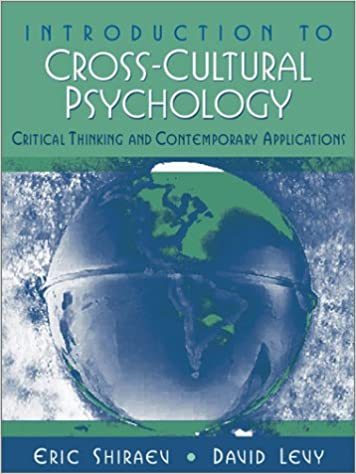 Cross Cultural Psychology Critical Thinking And Contemporary Applications 3rd Edition - image 10