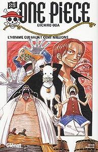 """Afficher """"One Piece n° 25 L'homme qui valait cent millions"""""""